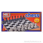 Traditional Chess Game - Boxed