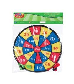 Wholesale | Velcro Dartboard Game with Darts & Balls - Kids Fun Game