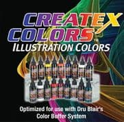 Createx ILLUSTRATION Colours