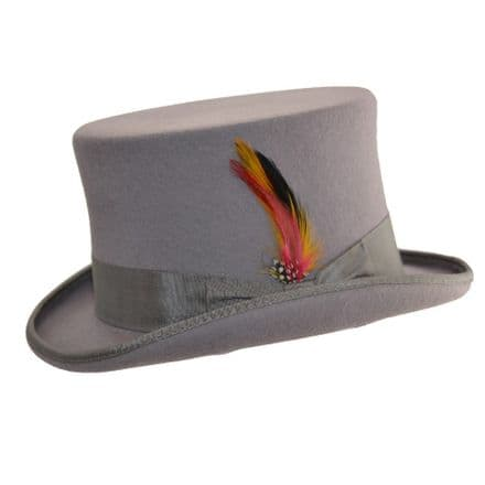 Light Grey Top Hat