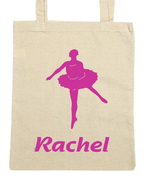 Ballet Dancer Shoulder Bag