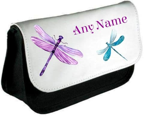 Dragonflies Pencil Case