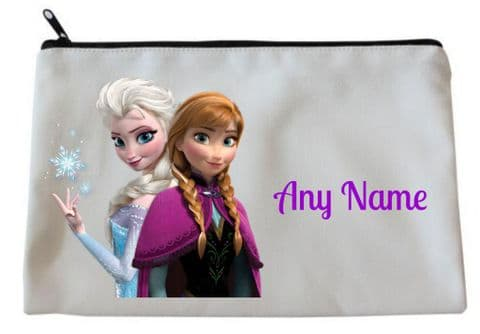 Frozen Pencil Case/Make Up Bag