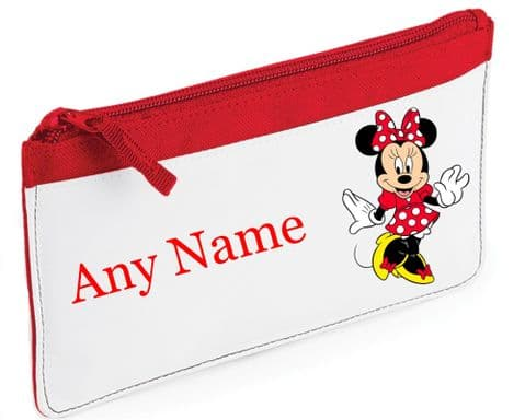 Minnie Mouse Pencil Case 2