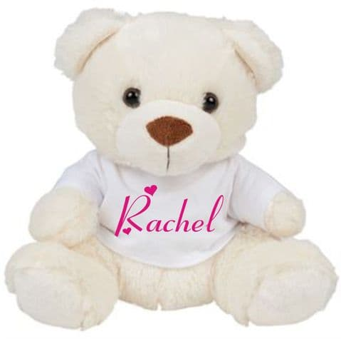 Teddy Bear With Any Name 2