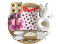 Little Bo Peep Girl Baby Gift Basket