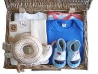 London Bridge Boy Baby Gift Hamper