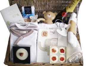 Mummy and Little Precious Baby Gift Hamper by Mulberry Organics