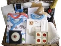 Mummy and Little Prince Boy Baby Gift Hamper