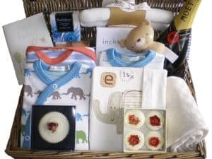 Mummy and Little Prince Luxury Baby Gift Hamper