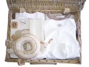 Sing a Song Baby Gift Hamper by Mulberry Organics