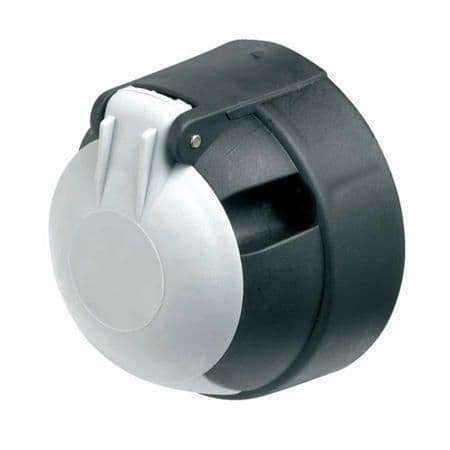 12s Plastic Towing Towbar Caravan Socket 7 Pin By Ring