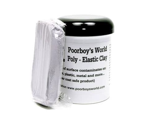 Poorboys World Clay Bar 200g Medium Grade