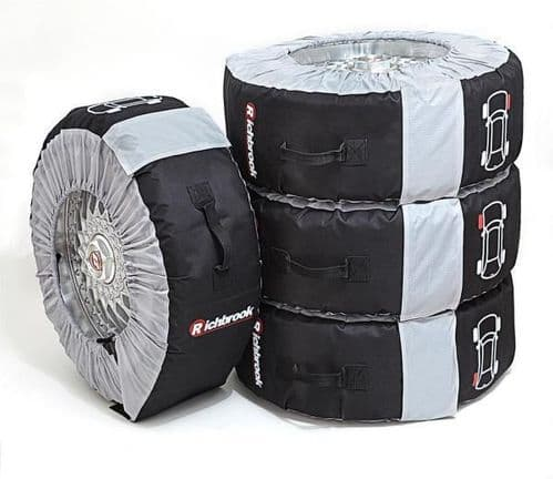 Car Tyre & Wheel Bag Set Of 4 Storage Bags