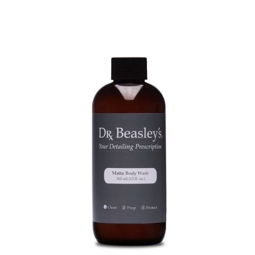 Dr Beasley's Matte Body Wash Shampoo 360ml