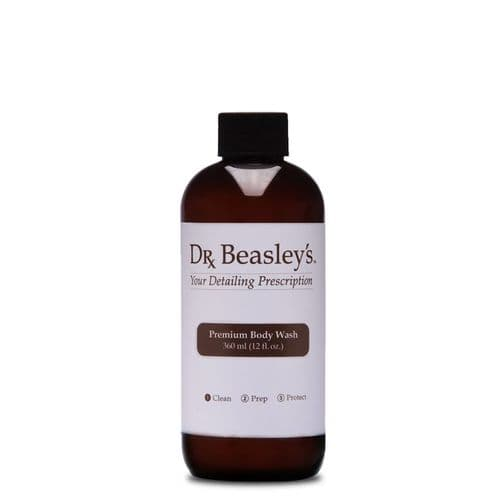 Dr Beasley's Premium Body Wash Car Shampoo 360ml