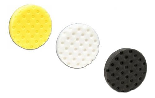 "Lake Country 6.5"" CCS DA Foam Pad  Set Of 3"
