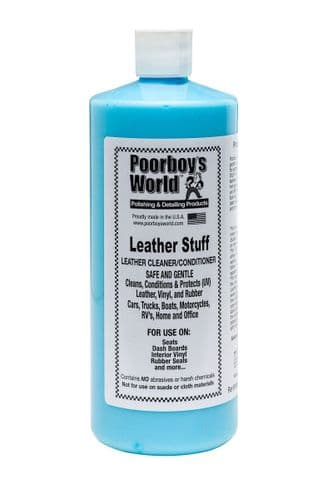 Poorboys Leather Stuff LARGE (946ml)