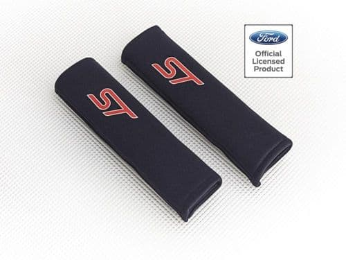 ST Ford Car Seatbelt Pads