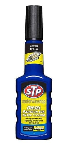 STP Diesel Particulate Filter Cleaner