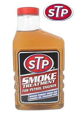 STP Smoke Treatment Reduces Exhaust Smoke