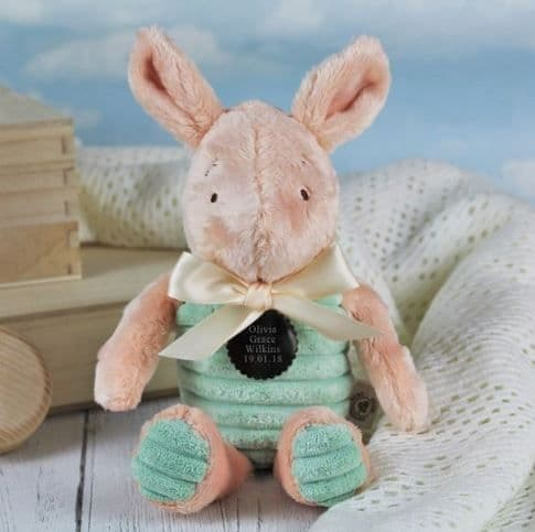 Personalised Classic Piglet Plush Toy