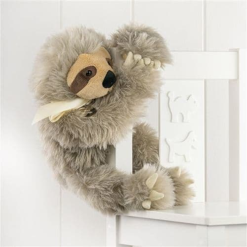 Personalised Sid The Sloth Soft Toy