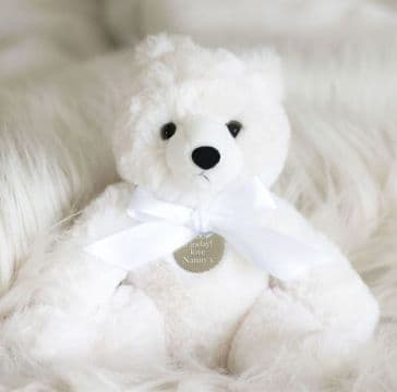 Scout The White Personalised Polar Bear