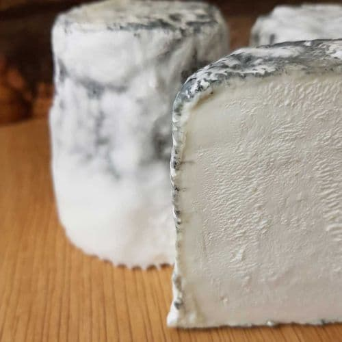 Dorstone Cheese, Ashed goat's milk cheese