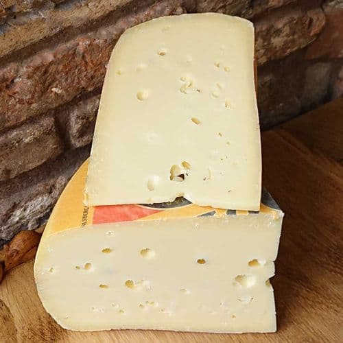 Jarlsberg Cheese, sweet, nutty Norwegian cheese
