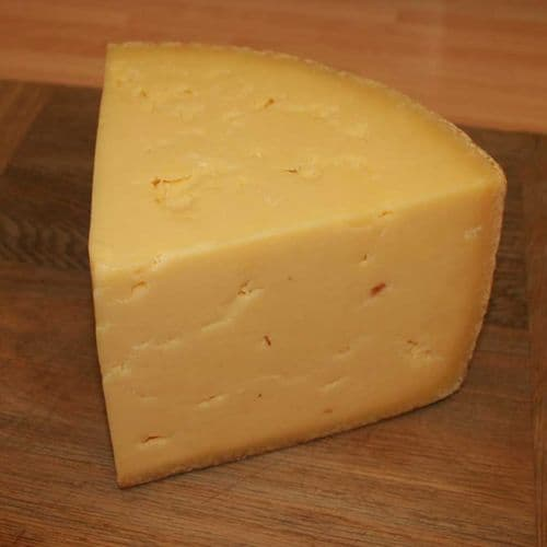 Lincolnshire Poacher Cheese, British Artisan raw milk cheese