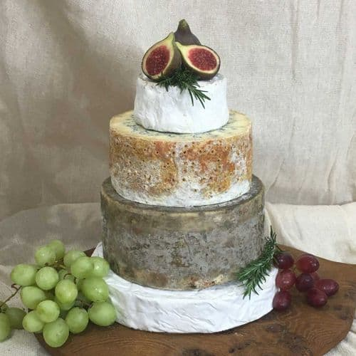 Jessica Wedding cheese cake, 4.45kg cheese stack