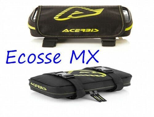 Acerbis New Front And Rear Fender Tool Bags Enduro Green Laning CRF L/M EXC WRF