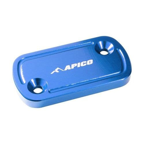 FRONT BRAKE MASTER CYLINDER COVER SMALL Blue
