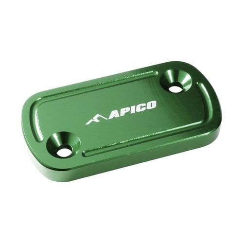 FRONT BRAKE MASTER CYLINDER COVER SMALL Green
