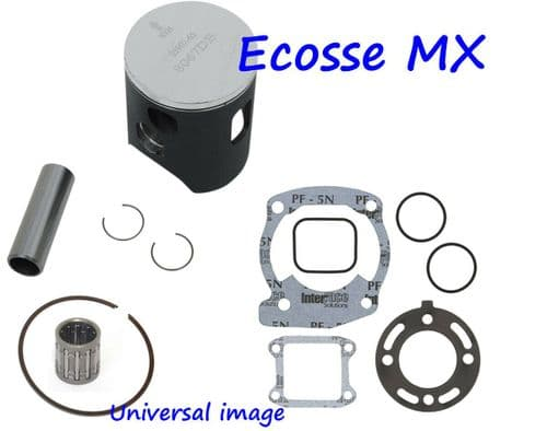 Honda CR125 2003 Wossner Forged Piston Kit Size A 53.95 With Small End Bearing And Gasket Set
