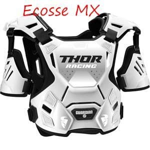 Thor Guardian Youth Body Armour White
