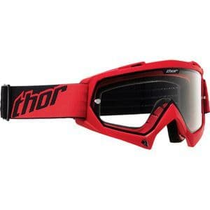Thor Red Enemy Kids Child Youth Goggles CLEAR LENS