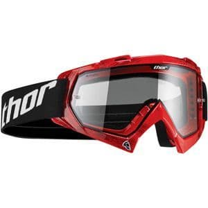 Thor Tread Red Kids Goggles