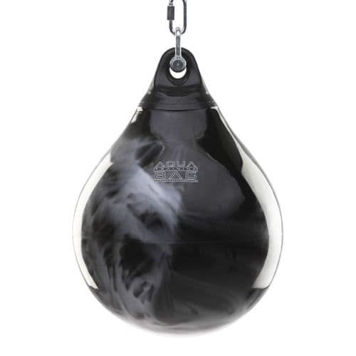 "Aqua Punching Bag 18"" - Haymaker Black 120lbs"