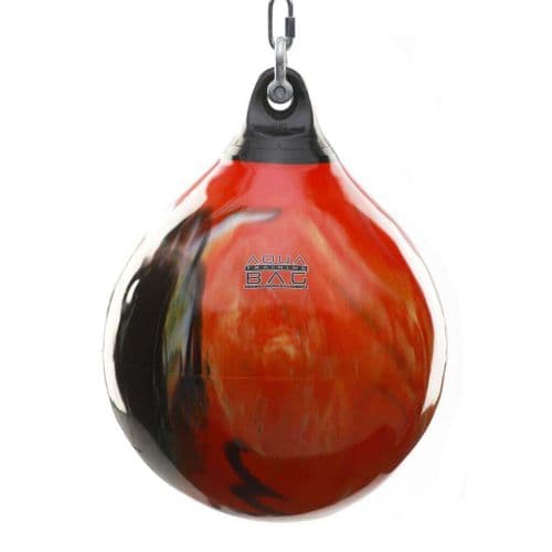 "Aqua Punching Bag 21"" - Fireball Orange 190lbs"