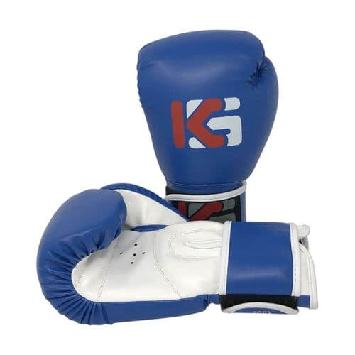 Kicksport e-Sport Training Boxing Glove Blue 10oz