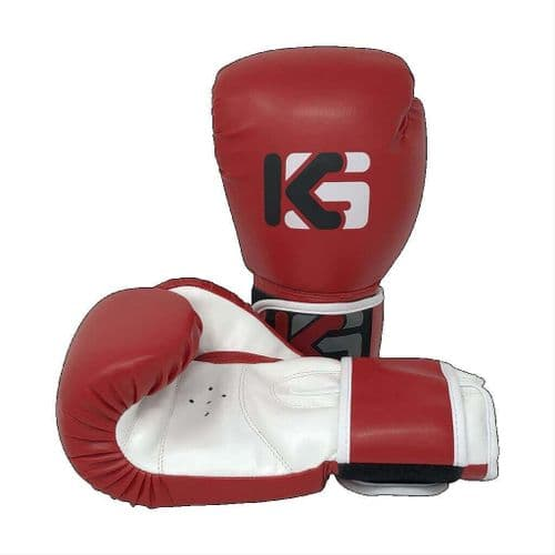 Kicksport e-Sport Training Boxing Glove Red 10oz