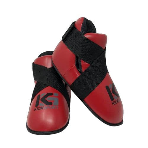 "Kicksport ""Fight"" Kicks Red"