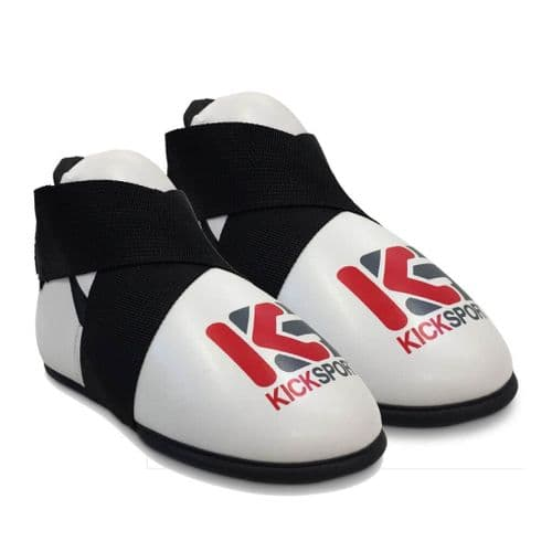 "Kicksport ""Fight"" Kicks White"