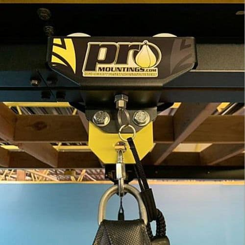 ProMountings Spring Plunger Roller & Track Combo
