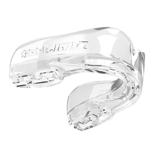 SafeJawz Intro Mouth Guard Clear