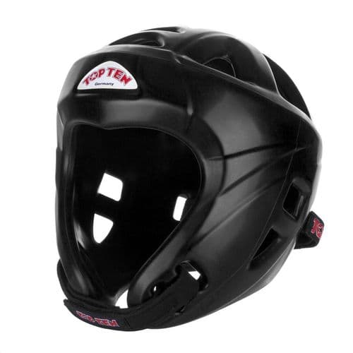 TOP TEN Avantgarde Head Guard Black