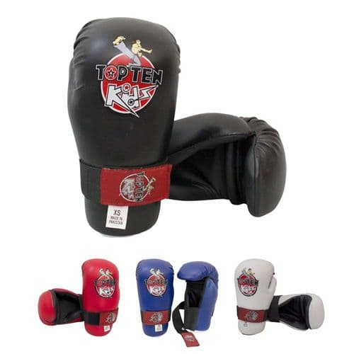 TOP TEN Kids 2016 Pointfighter Gloves