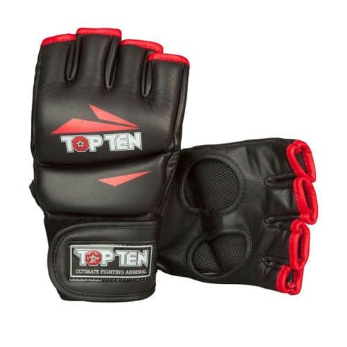"TOP TEN MMA Ultimate Fight Gloves ""Triangle"""